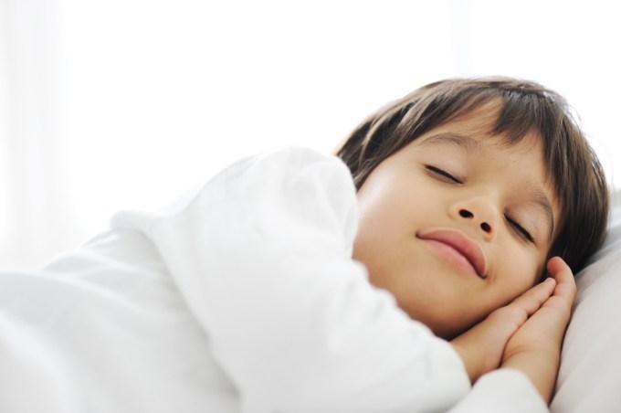 Tidur siang untuk anak