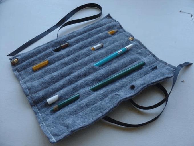 Kerajinan dari kain flanel