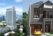 Rumah atau Apartemen