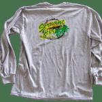 Servant Air Ministries Tshirt -Gray Back