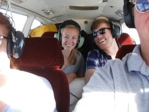 Carly and Justin are happy to bring the Gospel to the people in the Bahamas