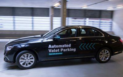 Sistema de Parking inteligente: