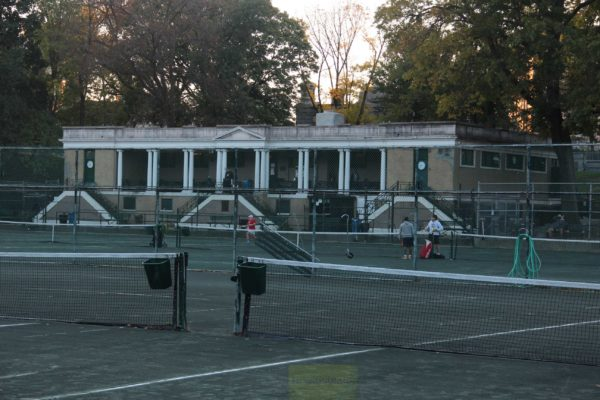The Art and Psychology of Tennis