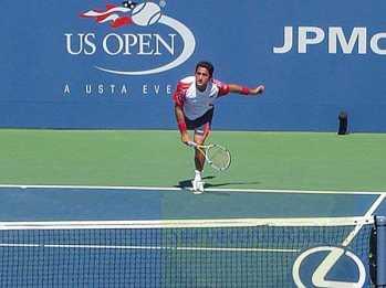 2007 US Open Nicolas Almagro
