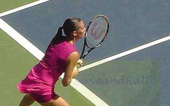 2010 US Open Flavia Pennetta