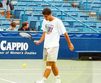 1993 US Open Pete Sampras