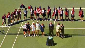 1995 US Open Women's Doubles Final