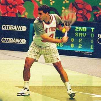 1996 MSG Nike Cup Pete Sampras