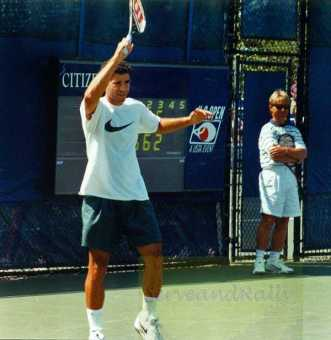 1996 US Open Pete Sampras