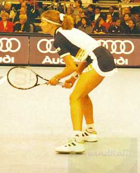 1998 Chase Championships MSG Steffi Graf