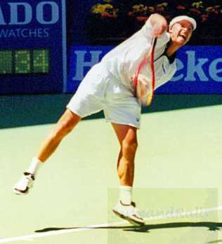 1999 Australian Open Yevgeny Kafelnikov