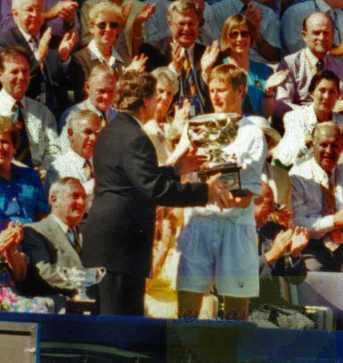 1999 Australian Open Final Yevgeny Kafelnikov def. Thomas Enqvist