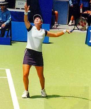 1999 Australian Open Monica Seles