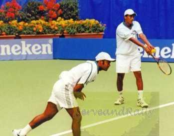 1999 Autralian Open Men's Final Mahesh Bhupathi & Leander Paes