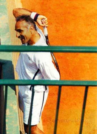 2000 Roland Garros Mansour Bahrami