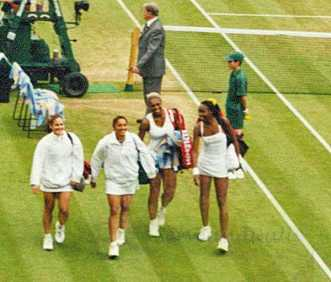 2002 Wimbledon Doubles Finals S&V vs VRP & PS