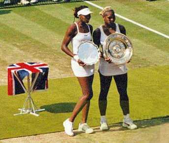 2002 Wimbledon Women's Final Serena def. Venus