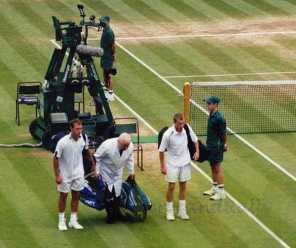 2002 Wimbledon Men's Final Lleyton Hewitt vs. David NalbandianA