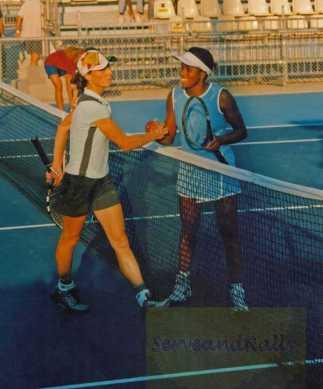 2004 Olympics Chanda Rubin def. Cara Black