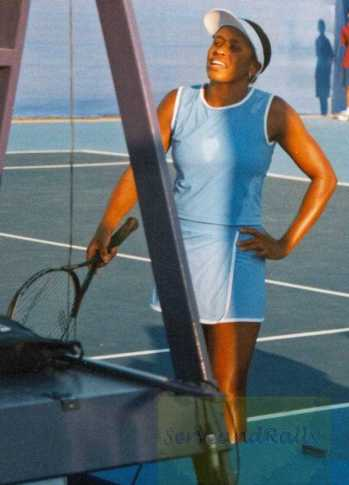 2004 Olympics Chanda Rubin