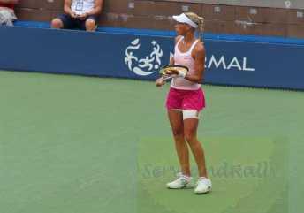 2012 US Open Andrea Hlavackova