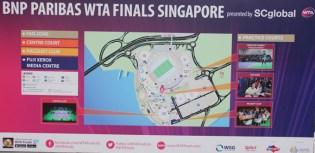 BNP WTA Banner
