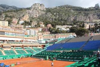 Tennis court Monaco SW