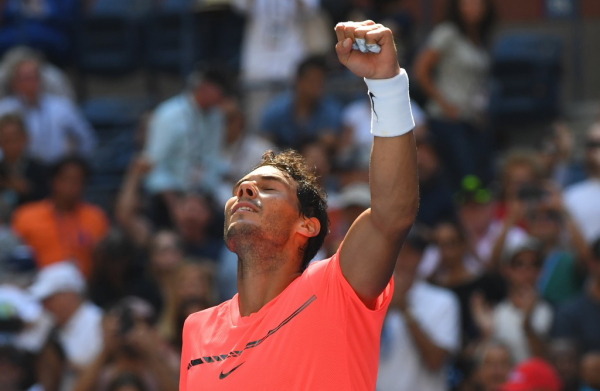 Nadal neutralized Dolgopolov threat