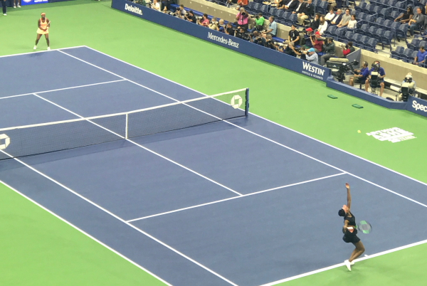 What happens after the US Open?
