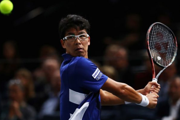 Chung will battle Rublev for Next Gen title