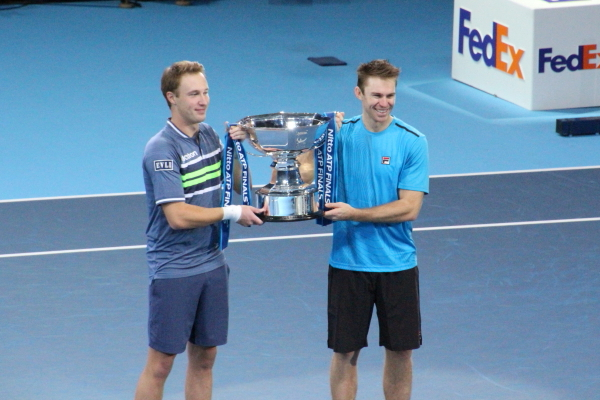 Kontinen and Peers defend title