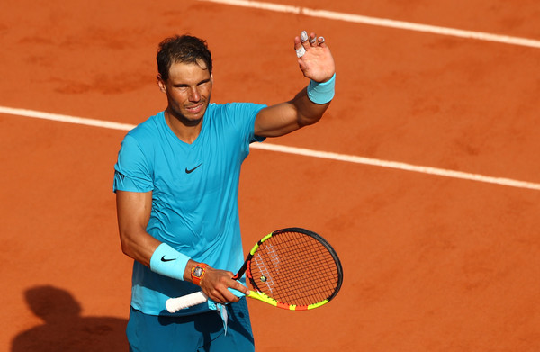 Nadal Serena strong work