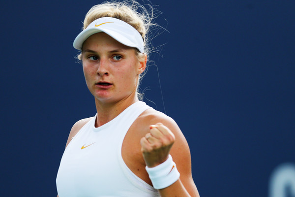 Dayana Yastremska Captures Second Wta Title Serve And Rally
