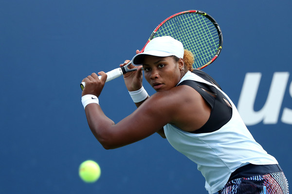 Taylor Townsend top ten