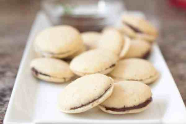 Homemade Milano Cookies are SO delicious and surprisingly easy to make at home, from scratch!