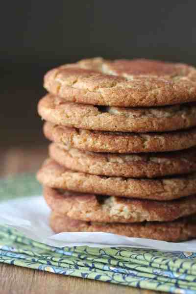 Snicker-doodles from Karen's Kitchen Stories
