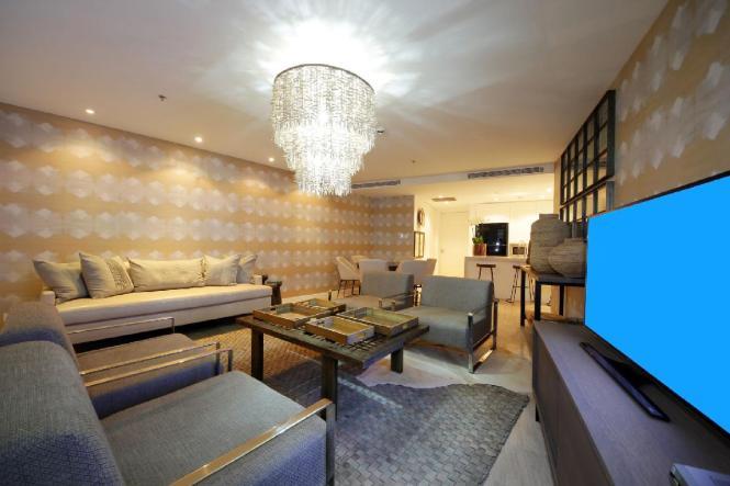 Dubai Luxury 2 Bedroom Apartment D1