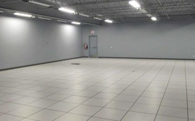 Toronto data center-Inside