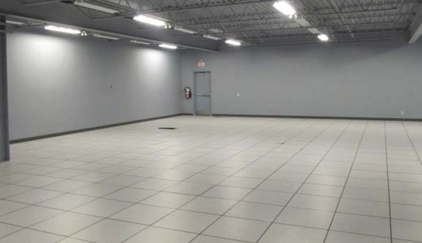 Toronto data center-Inside