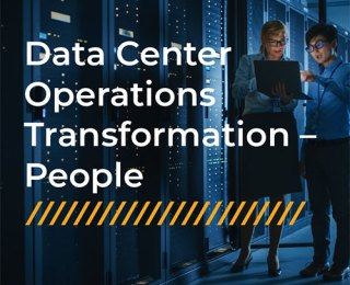 Data Center Operations Transformation – People