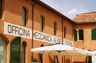 Officina meccanica Alfredo Ferrari