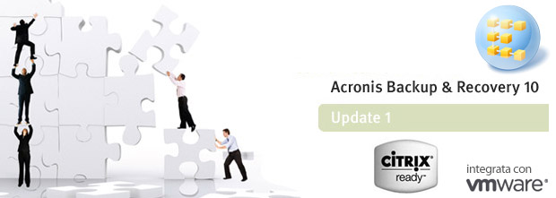 Acronis Backup & Recovery 10 Update