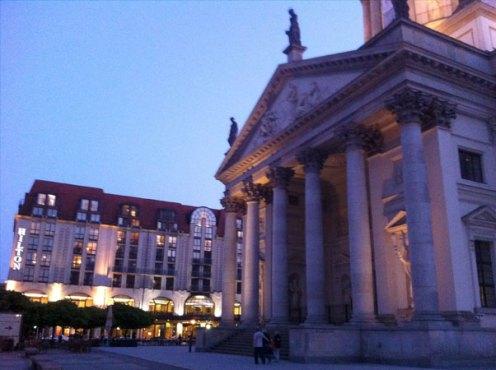 Berlino di sera