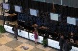 L'accoglienza e le iscrizioni al Citrix Summit 2011