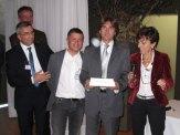 Il Gruppo Veritas ritira il Serverlab Innovation Award