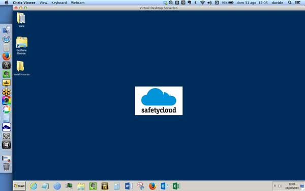 Safetycloud desktop