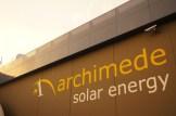 la sede Archimede Solar Energy