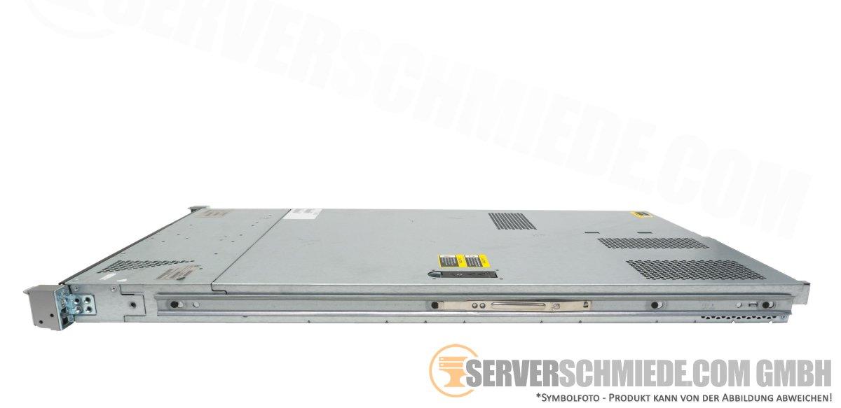 HP Proliant DL360e G8 Gen8 19 1U Server 4x 35 LFF 2x