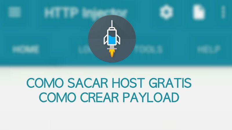 Cómo crear Payload para Http injector: Host de internet gratis