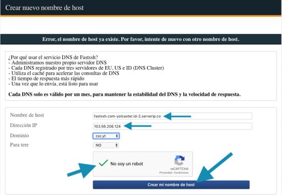 cuenta vps crear cuenta ssh http injector